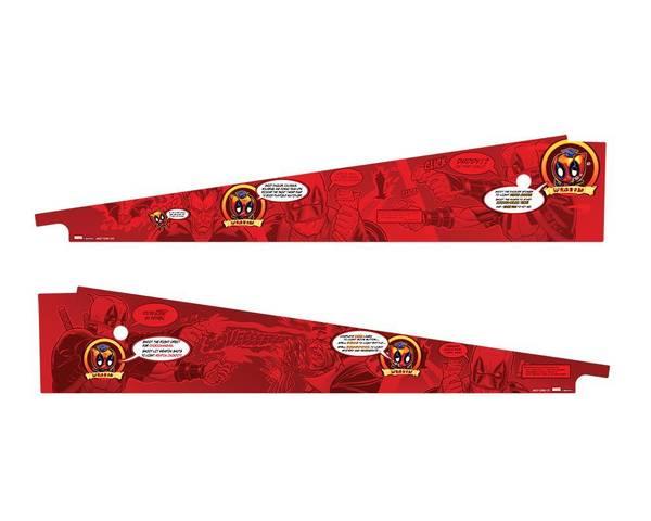 Image of Deadpool Art Blades